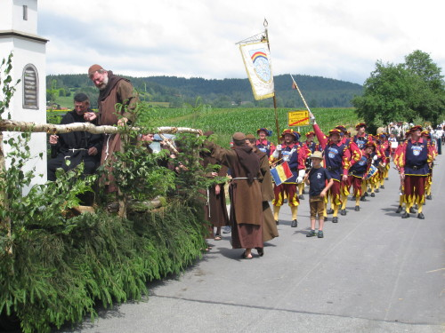 Guntherfest in Rinchnach